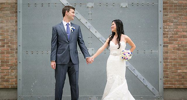 Urban Wedding San Diego