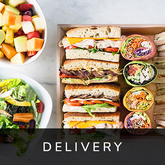 Delivery Catering Menu San Diego