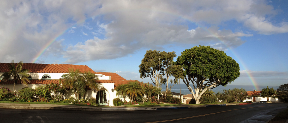 Built In 1927, This Extraordinary Clubhouse Sits On A 1/2 Acre Of Stunning  Ocean View Property In Point Loma. The Blooming Gardens Offer An Intimate  Space ...