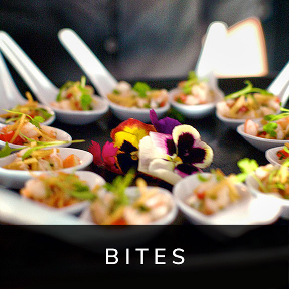 Hors d'oeuvres Catering Menu