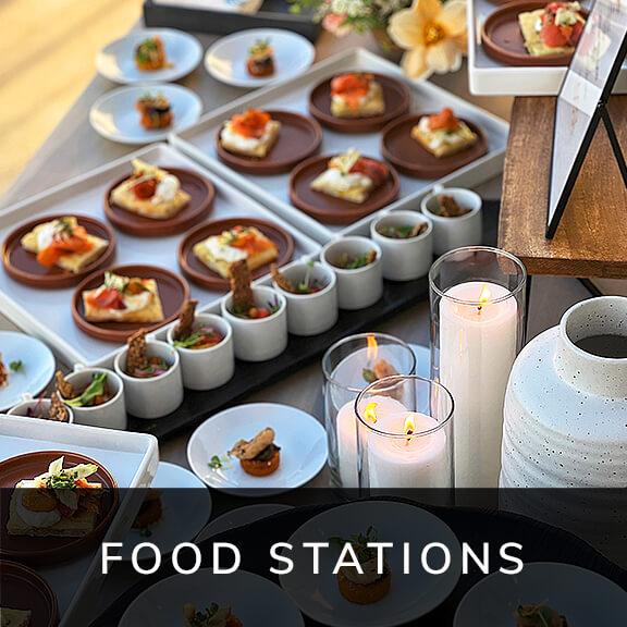 Food Stations Menu